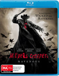 Jeepers Creepers: Ravenous on Blu-ray