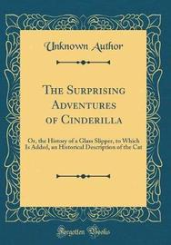 The Surprising Adventures of Cinderilla by Unknown Author image