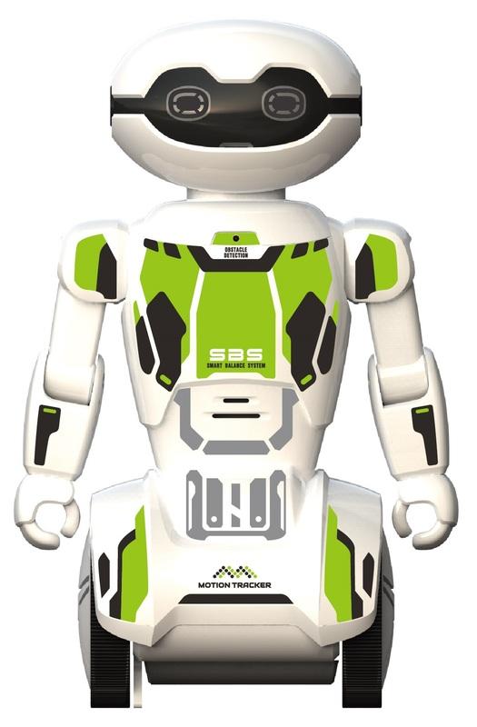 Silverlit: Macrobot - Green