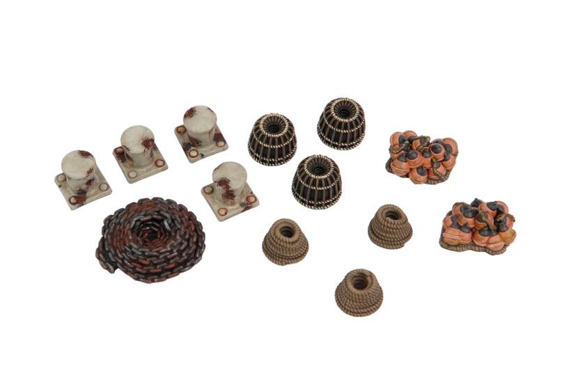 TTCombat: Tabletop Scenics - Dockyard Accessories image