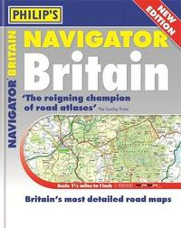 Philip's 2019 Essential Navigator Britain Flexi by Philip's Maps