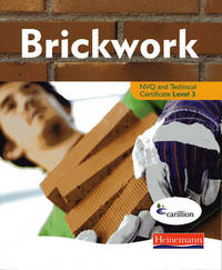 Brickwork NVQ and Technical Certificate Level 3 Candidate Handbook by Dave Whitten image