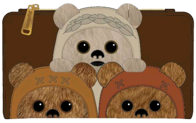 Loungefly: Star Wars Trio Purse - Ewok