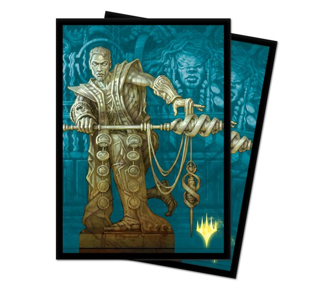 Ultra Pro: Magic The Gathering Deck Protector: Theros Beyond Death Alt Art Calix, Destiny's Hand