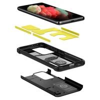 Spigen Tough Armor Case for Galaxy S21 Ultra 5G - Black