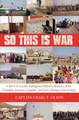So This is War by Captain Craig, T. Olson image