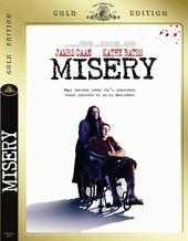 Misery - Gold Edition on DVD