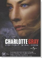 Charlotte Gray on DVD