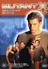 Mutant X 1.5 on DVD