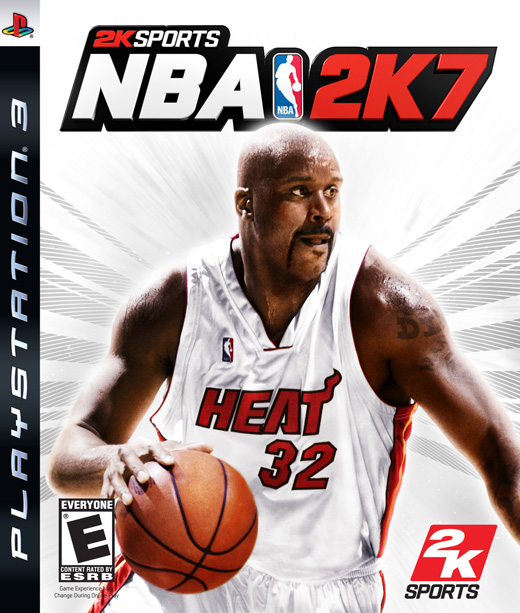 NBA 2K7 for PS3 image