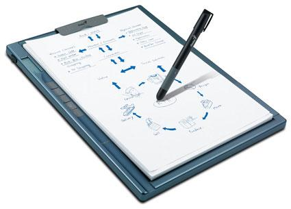 Genius G-Note 7000 Digital Notepad image
