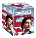Smallville - The Complete Series Box Set DVD