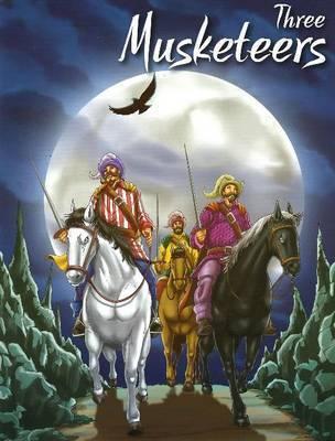Three Musketeers by Pegasus