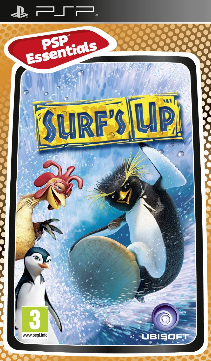 Surf's Up (Essentials) for PSP image