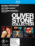 Oliver Stone Collection - Alexander Revisited: Final Cut / Any Given Sunday / Natural Born Killers on Blu-ray