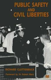 Public Safety and Civil Liberties by Richard Clutterbuck image
