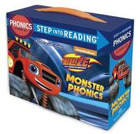 Monster Phonics by Jennifer Liberts