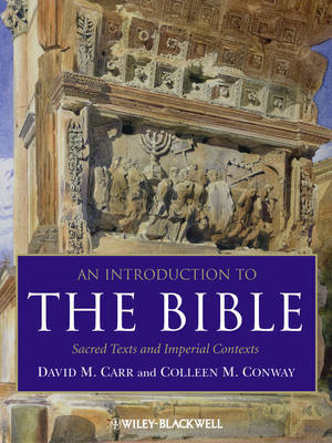 An Introduction to the Bible by David M. Carr image