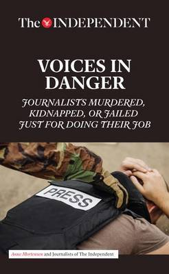 Voices in Danger by Anne Mortensen