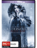 Underworld: Blood Wars on DVD