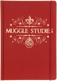 Harry Potter: Muggle Studies - A5 Notebook image