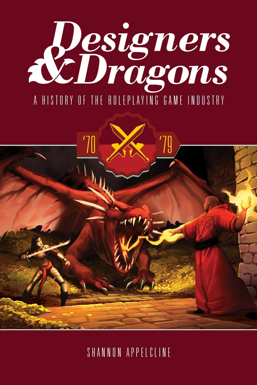 Designers and Dragons: The 70`s image