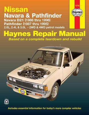 Nissan Navara & Pathfinder (86 - 96) by Haynes Publishing image