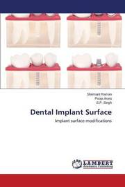Dental Implant Surface by Raman Shrimant