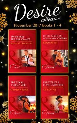 Desire Collection: November Books 1 - 4 by Sarah M Anderson image
