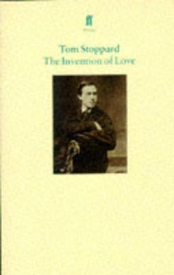 The Invention of Love by Tom Stoppard