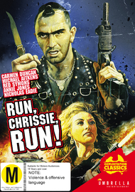 Run Chrissie Run on DVD