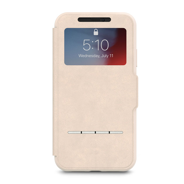 Moshi: SenseCover for iPhone XR - Beige