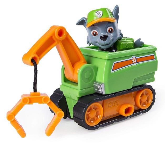 Paw Patrol: Mini Vehicles - (Rocky's Mini Crane)