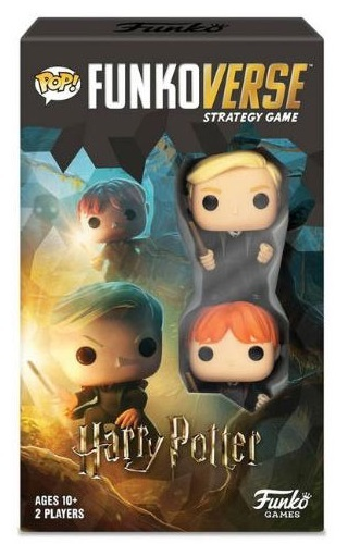 Funkoverse: Harry Potter - Board Game (2-Pk) image