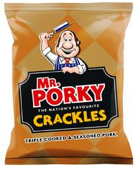 Mr. Porky Pork Crackles 45g