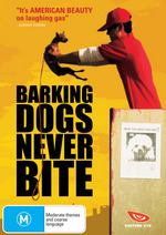 Barking Dogs Never Bite on DVD