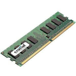 1x2GB Crucial 800MHz DDR2