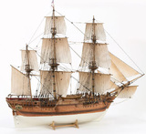 Billing Boats HMS Bounty Wooden 1/50 Model Kit