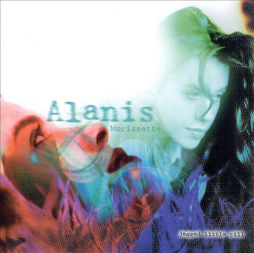 Jagged Little Pill (LP) by Alanis Morissette