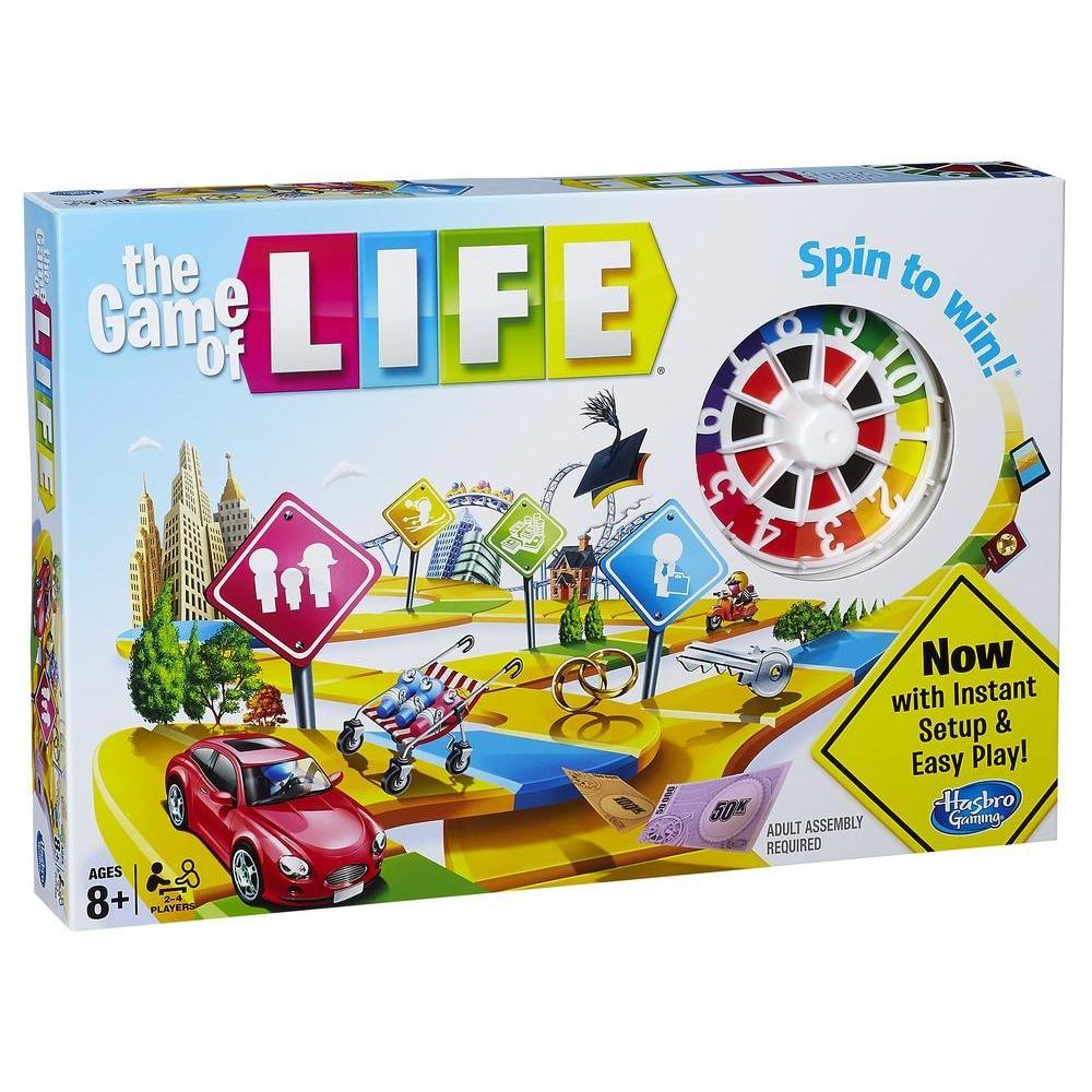 The game of life toy at mighty ape nz the game of life image pronofoot35fo Images