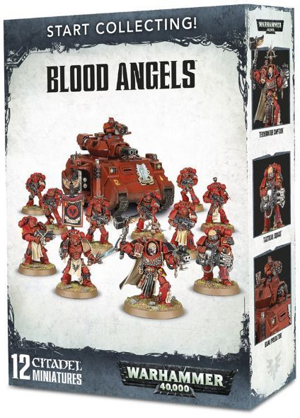 Start Collecting! Blood Angels image