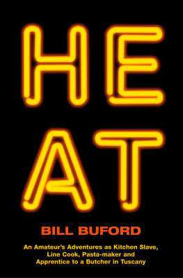 Heat by Bill Buford image