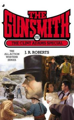 The Clint Adams Special by J.R. Roberts image