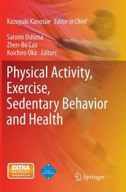 Physical Activity, Exercise, Sedentary Behavior and Health image