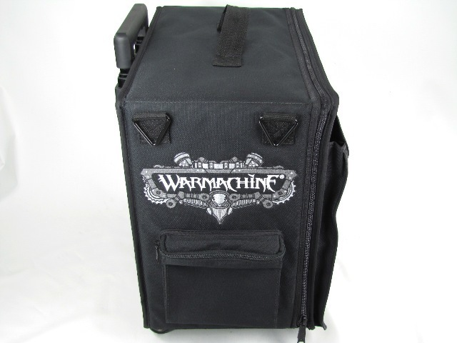 Battle Foam: Privateer Press Big Bag with Wheels Standard Load Out image
