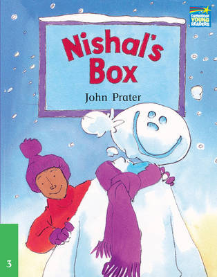 Nishal's Box ELT Edition by John Prater image