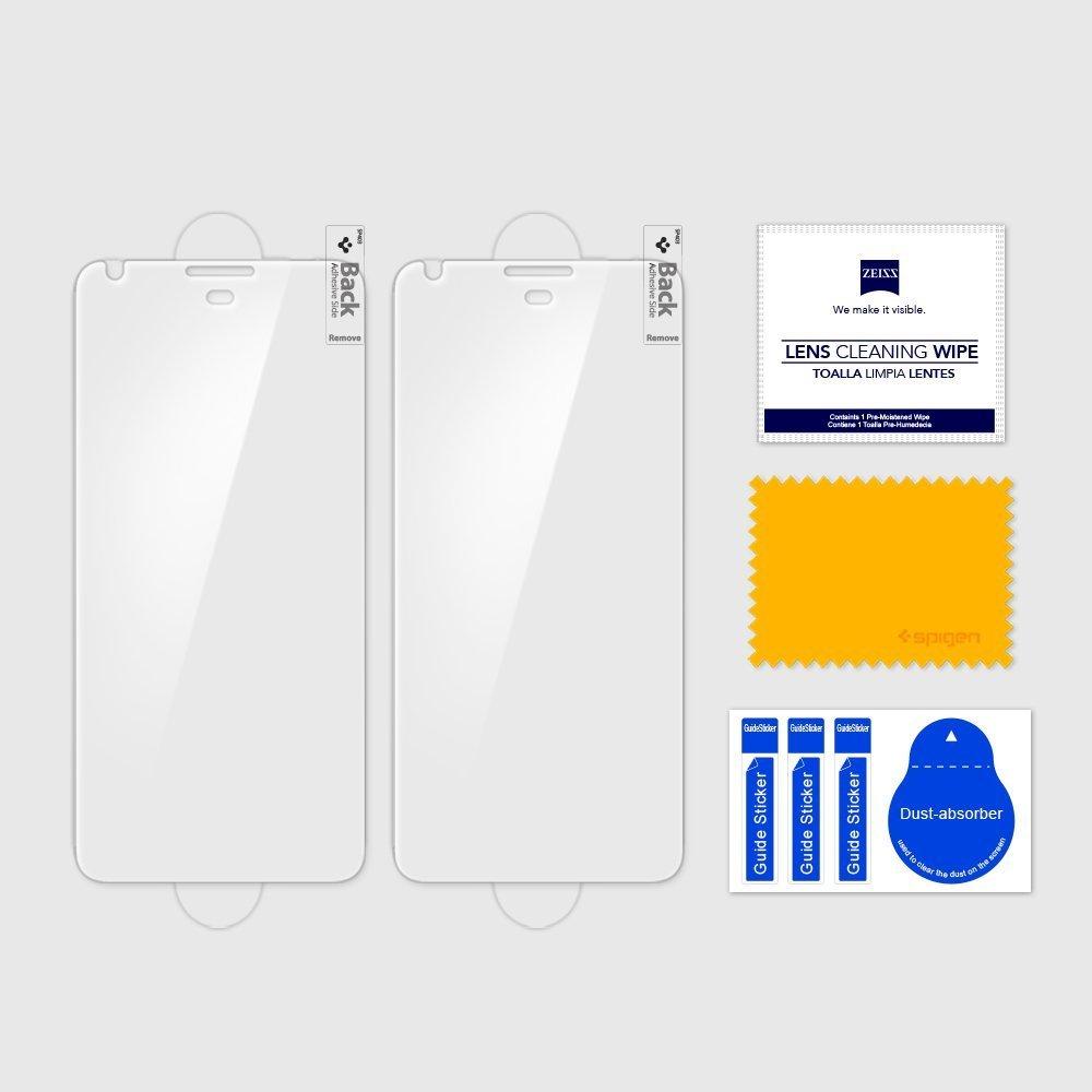 Spigen: Goolge Pixel - Premium Tempered Glass Screen Protector image