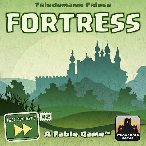 Fast Forward: Fortress (Series #2) - Card Game