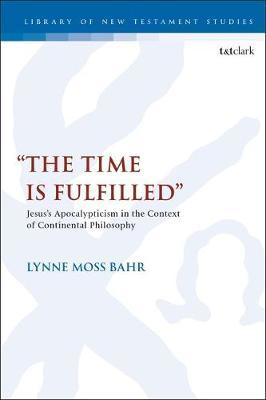 """""""The Time Is Fulfilled"""" by Lynne Moss Bahr"""