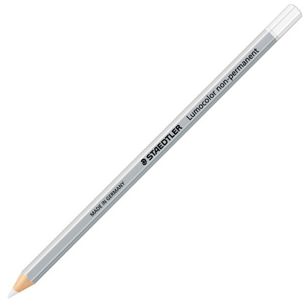 Staedtler: Lumocolor Omnichrom Pencil - White image